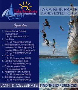 Agenda Takabonerate Islands Expedition IV 2012 (blog.selayaronline.com)