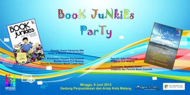 Book Junkies Party