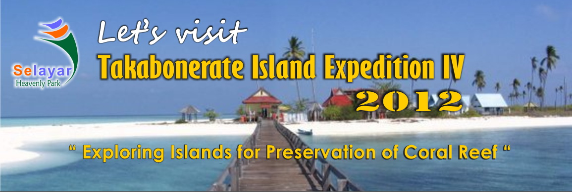 Let's visit Takabonerate Island Expedition IV
