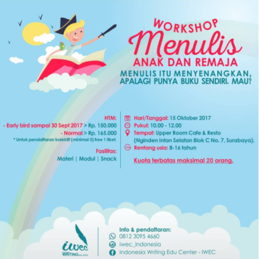 Workshop Menulis IWEC