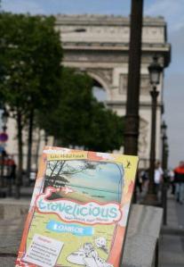 Travelicious Lombok tiba di Perancis. Penulisnya kapan? :)