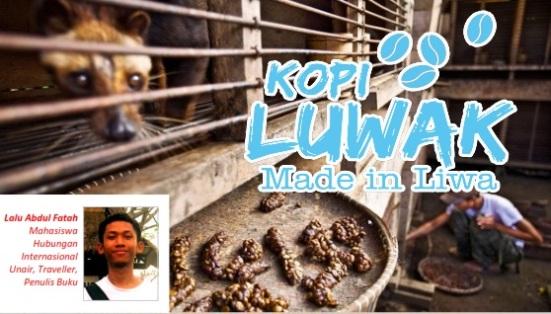 Kopi Luwak Made in Liwa di YES! Magazine